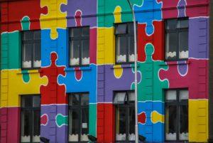 Peinture de façade - Bruxelles