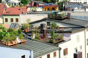 Les couvreurs pour les toits terrasses